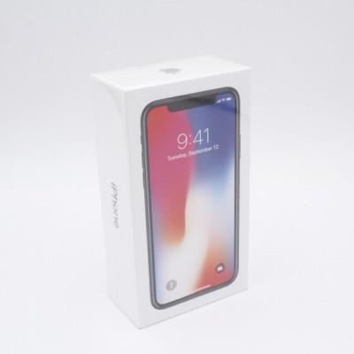 Iphone X 256 GB Space Gray Precintado E321053