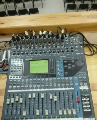 mesa de mezclas digital yamaha 0v196