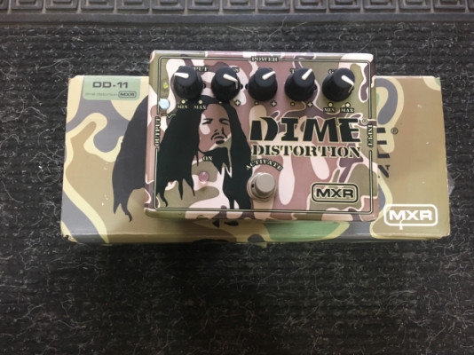 MXR Dime distorsión DD-11