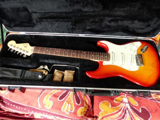 Fender american delux 2012