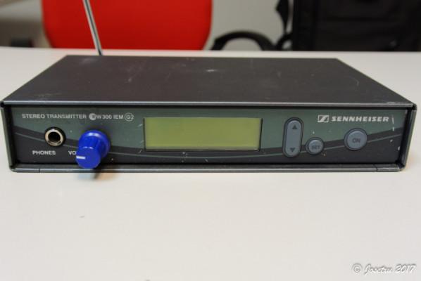 Sennheiser EW300 IEM G2 banda E