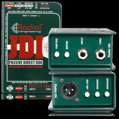 2 cajas de inyección radial jdi pasivas, gama alta, envío incluido