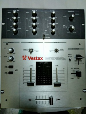 Vestax PMC - Pro III VCA