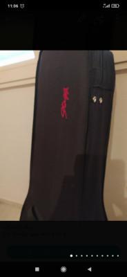 Estuche Guitarra Clásica STAGG HGB-2 C
