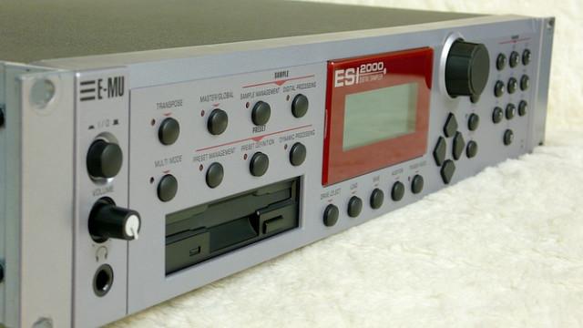 EMU ESI 2000 Sampler