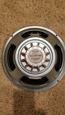 """Celestion G12 Century Vintage 12"""" - 8 Ohms / Neodymium magnet / 444 cone / Guitar Amp Speakers"""
