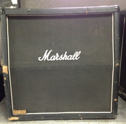 Pantalla MARSHALL JCM800 BASS SERIES  1984A