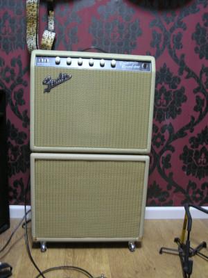 Fender Princeton 1x10+1x12 + atenuador