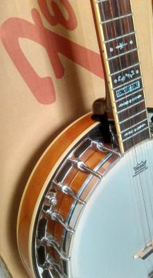 Banjo Fender Concert Tone 55