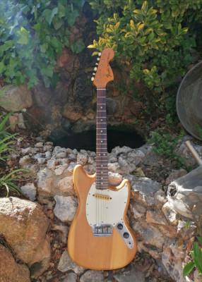o cambio / Fender Musicmaster de 1975
