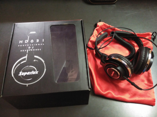 Superlux HD 631