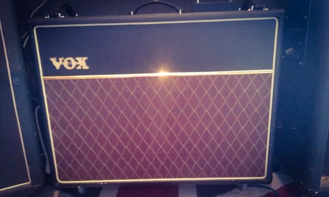 cambio Vox Ac30cc2 por Mesa Booguie