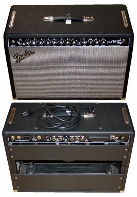Fender pro reverb pro tube series