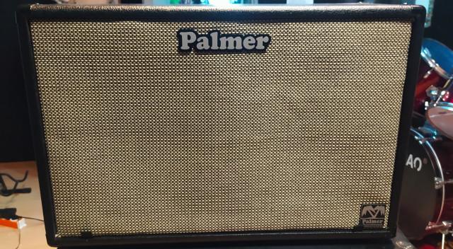 Pantalla Palmer 2X12