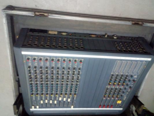 Mesa de mezclas Soundcraft Delta ave