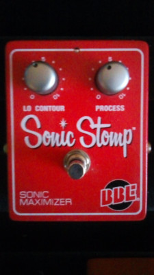 Pedal Sonic BBE Maximizer