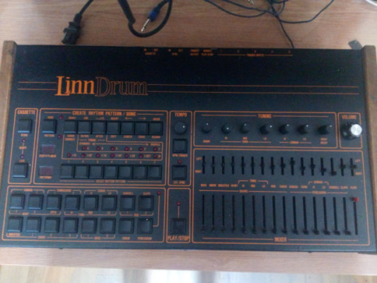 Linn Lm-2 Vintage Drum Machine