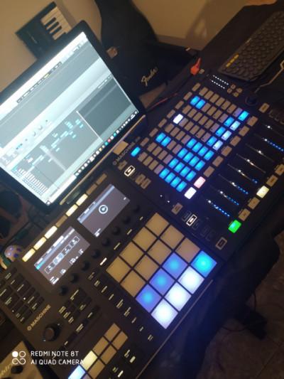 Maschine mk3 + Maschine Jam