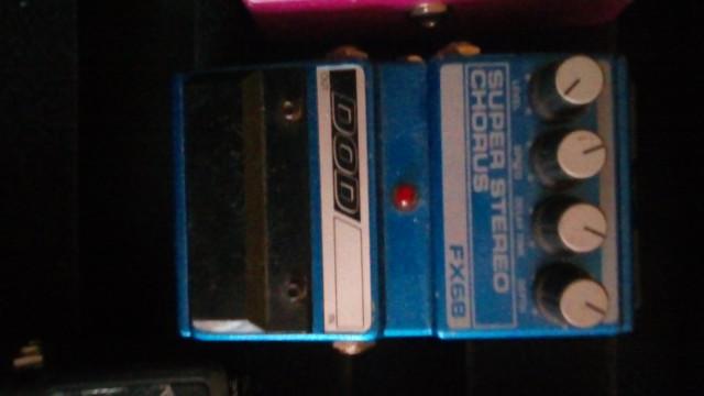 Chorus Stereo DOD FX68
