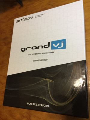 Vendo Grand VJ Second Edition