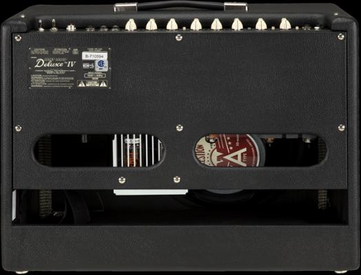 Panel trasero del Fender hot Rod Deluxe