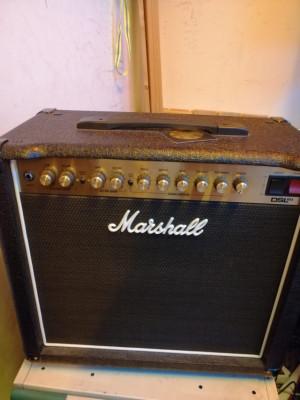 Marshall DSL 20