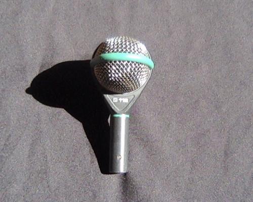 Micrófono AKG D 112