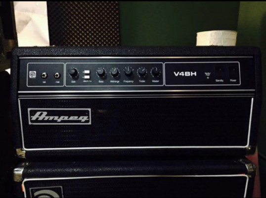 Ampeg V4BH Made in USA