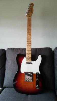 RESERVADA Fender Telecaster American Special 2013