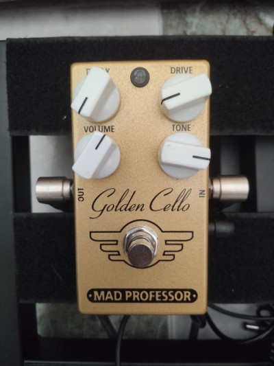 Mad Professor Golden Cello (Vendo/cambio)