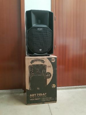 Altavoces activos Rcf Art 715-A MK4