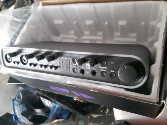 M BOX 3 PRO AVID 24-bit and 192 kHz audio resolution