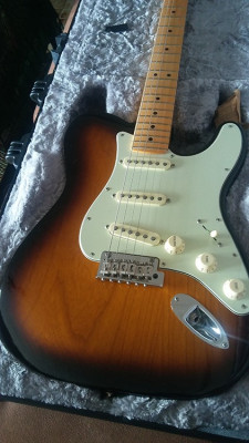 Fender Parallel Universe Strat-Tele 2TS (USA)