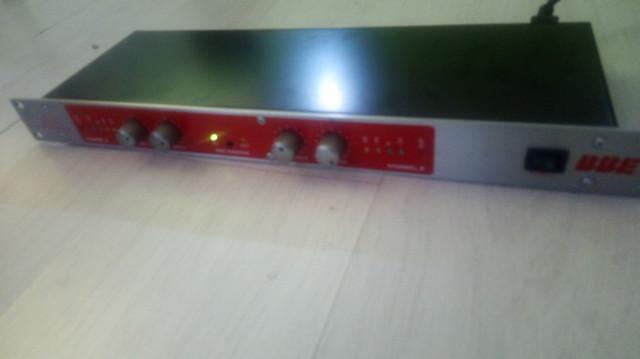 BBE Sonic Maximizer 882i balanceado perfecto como nuevo garantìa