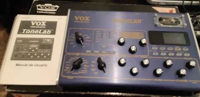 Valvetronix VOX Tonelab