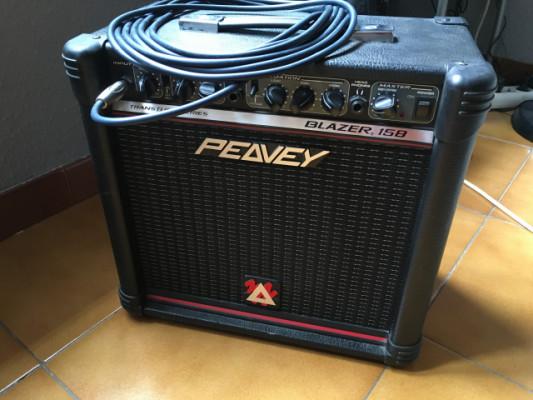 Amplificador de Guitarra, Peavey 15W