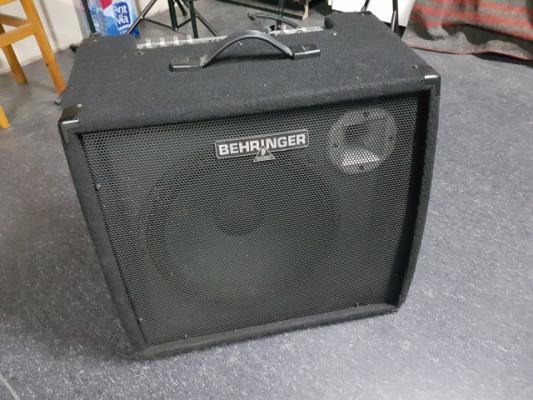 Amplificador Behringer k3000fx