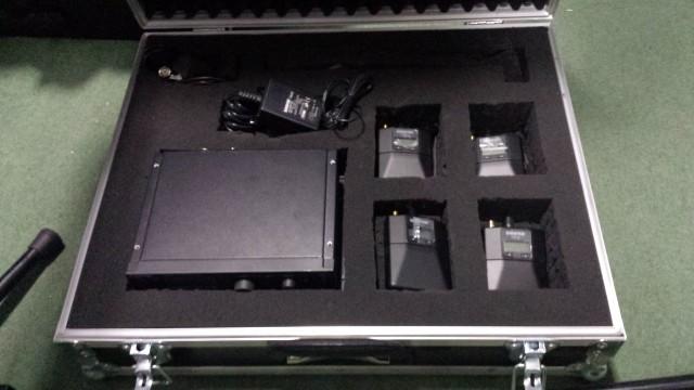 Sistema InEar Shure PSM 900