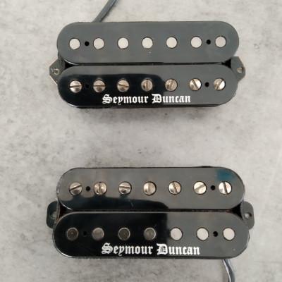 Seymour Duncan Black Winter 7 cuerdas pastillas guitarra eléctrica
