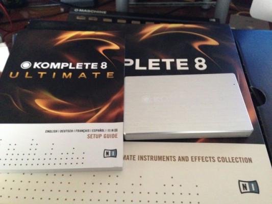 Vendo Pack Roland Tr8,Tb3,Minibrute,Komplete 8 Ultimate