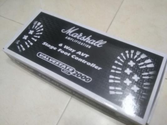 RESERVADO - Marshall Footcontroller 6 pulsadores
