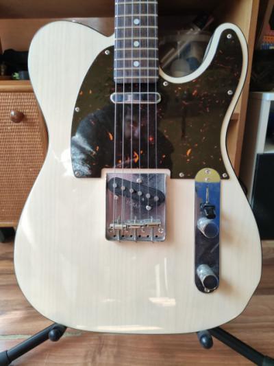 Tokai ATE124B Rosewood White Blonde