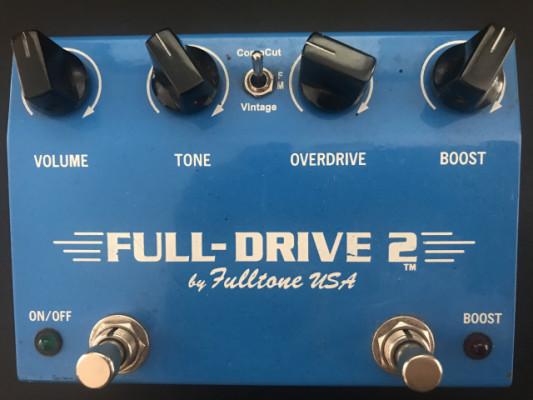 Fulltone Full Drive 2 Vintage
