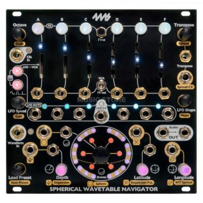 4ms SWN Spherical Wavetable Navigator