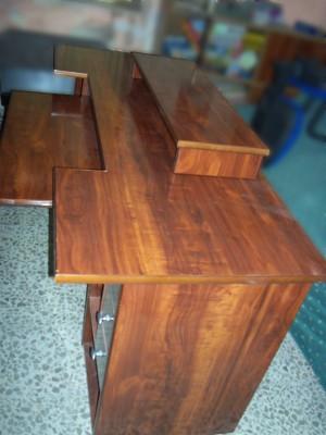 Vendo mesa mueble de estudio en ja n hispasonic - Muebles para estudio de grabacion ...