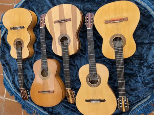 Guitarras Artesanas Manuel Pérez Páez
