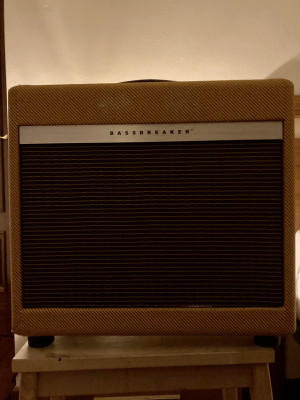 "Fender ""Bassbreaker 007 Limited Edition Tweed"""