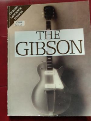 Libro THE GIBSON (En ingles)