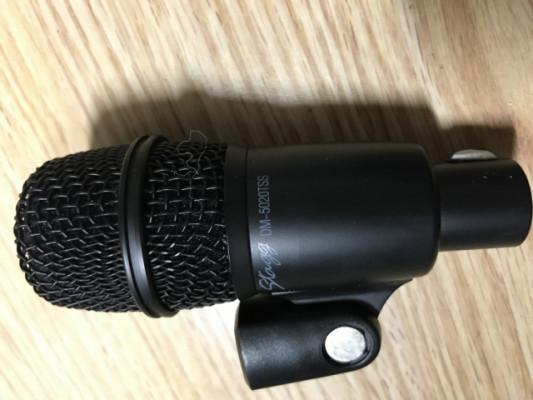 Micrófono para toms o caja