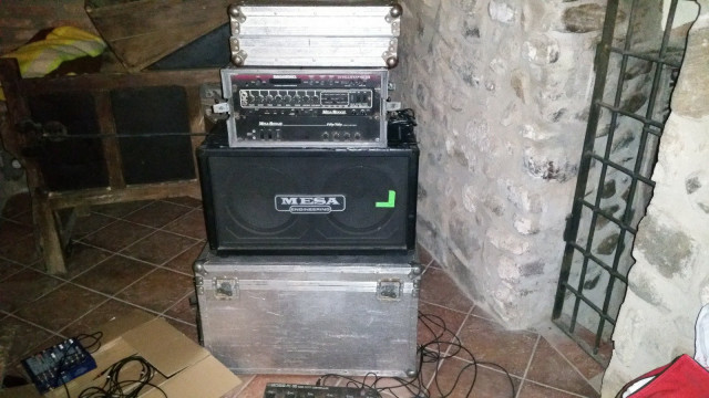 Amplificador de guitarra Mesa Boogie